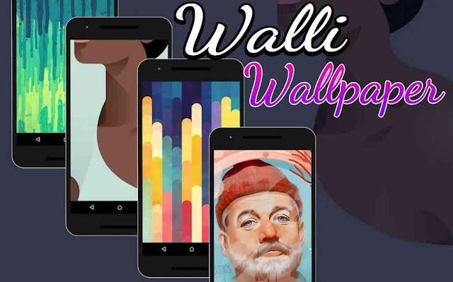 Ganti Wallpaper Smartphone Kamu dengan Wallpaper Keren dari Aplikasi Walli