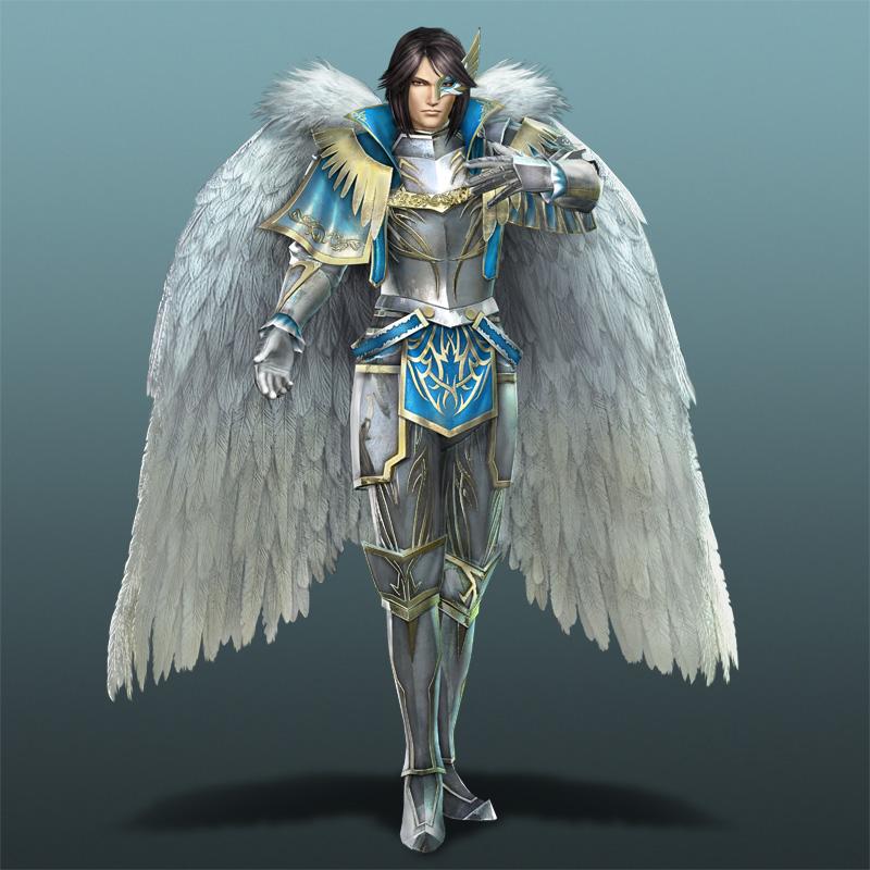 Warriors Orochi 3 Ultimate Wang Yi: Dark Aquamarine: October 2012
