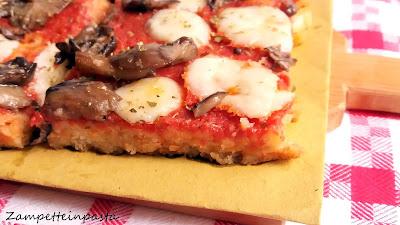 Pizza di pane - Ricetta con pane avanzato