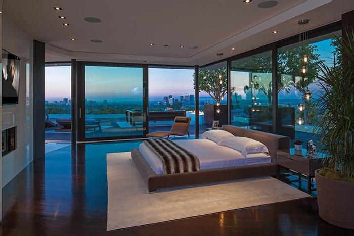 dünyanın en güzel evinin yatak odası