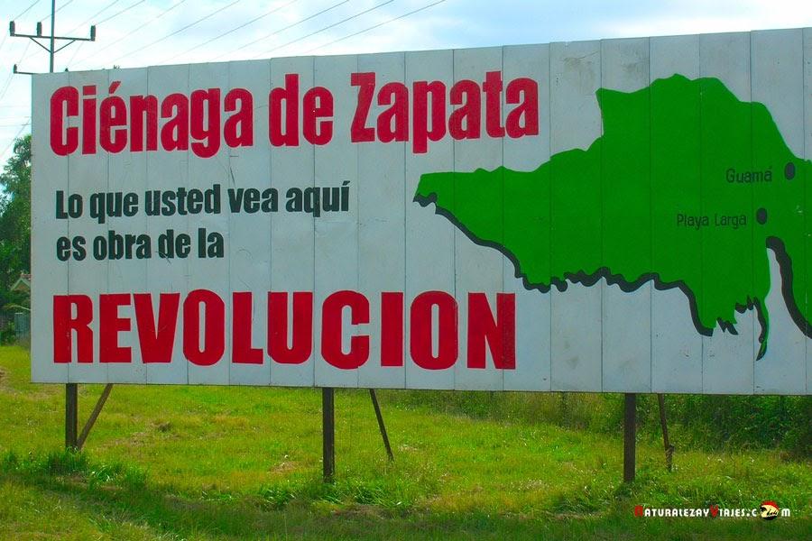 Parque Nacional Ciénaga de Zapata, Cuba