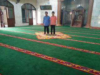 Supplier Karpet Masjid Mojokerto