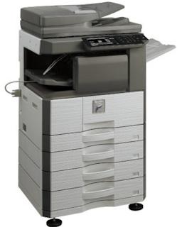 Sharp MX-M356N Printer Drivers Download