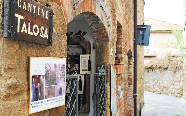 Informações sobre a vinícola Cantina Fattoria della Talosa