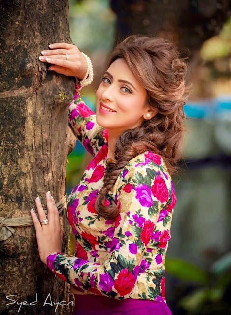 Bidya Sinha Saha Mim Bangladeshi Model New Photos