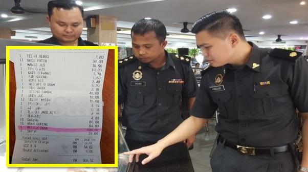 Kepala Ikan RM600: Restoran Mamak Diserbu KPDNKK