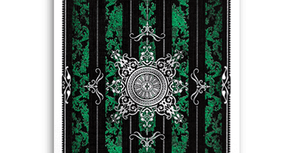 Second Edition New Playing Cards Ellusionist Artifice Deck Emerald