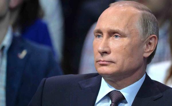 Ρώτησαν τον Πούτιν αν είναι εξωγήινος: Τι απάντησε ο Ρώσος πρόεδρος (Βίντεο)