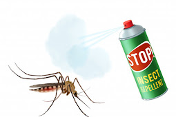 The dangers of insect repellent for health