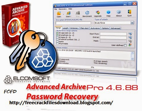 Advanced Archive Password Recovery Pro