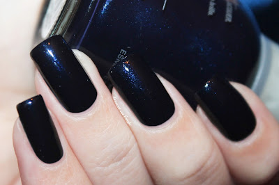 """Swatch of the nail polish """"Star Of Bombay"""" from Orly"""