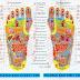 zona pengobatan refleksi telapak kaki