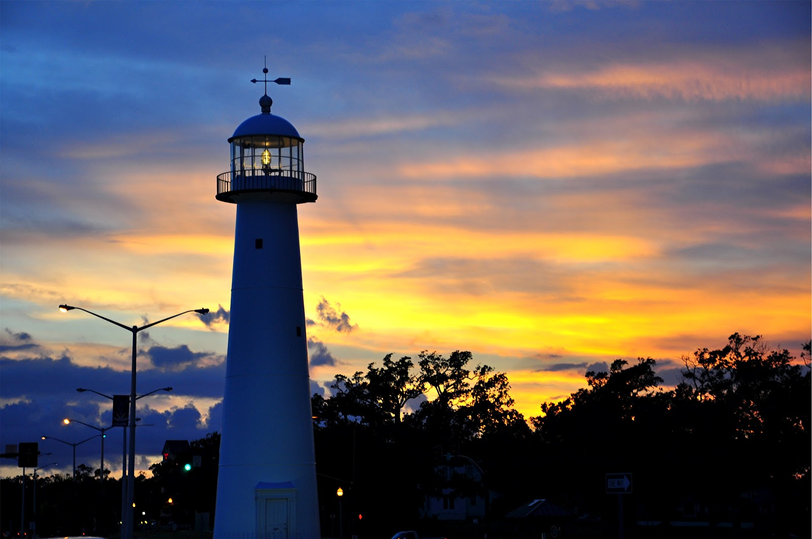 St Petersburg Fl Daily Photo Biloxi Lighthouse