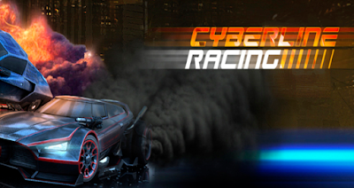 Download Cyberline Racing v1.0.9851 Mod Unlocked