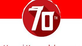 Dirgahayu Kemerdekaan Indonesia Ke 70