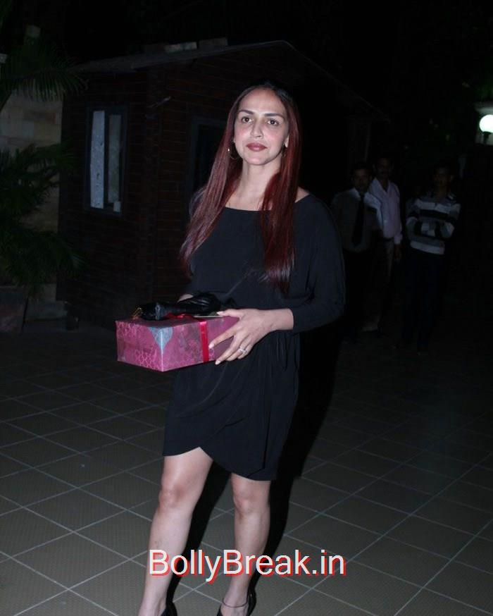 Esha Deol, Sushmita Sen Hot HD Images at Spa Launch