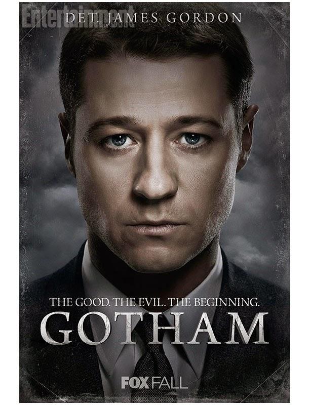 Gotham (2014-) ταινιες online seires xrysoi greek subs