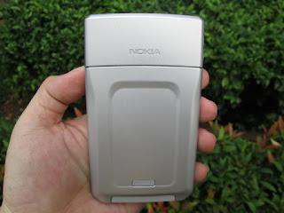 Hape Langka Nokia E62 Seken Mulus Kolektor Item