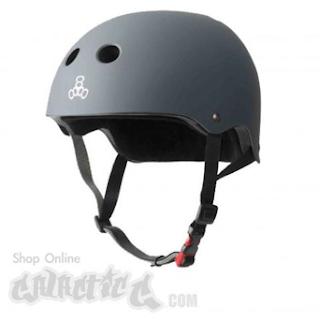 Triple8 skateboard helmet sweat saver