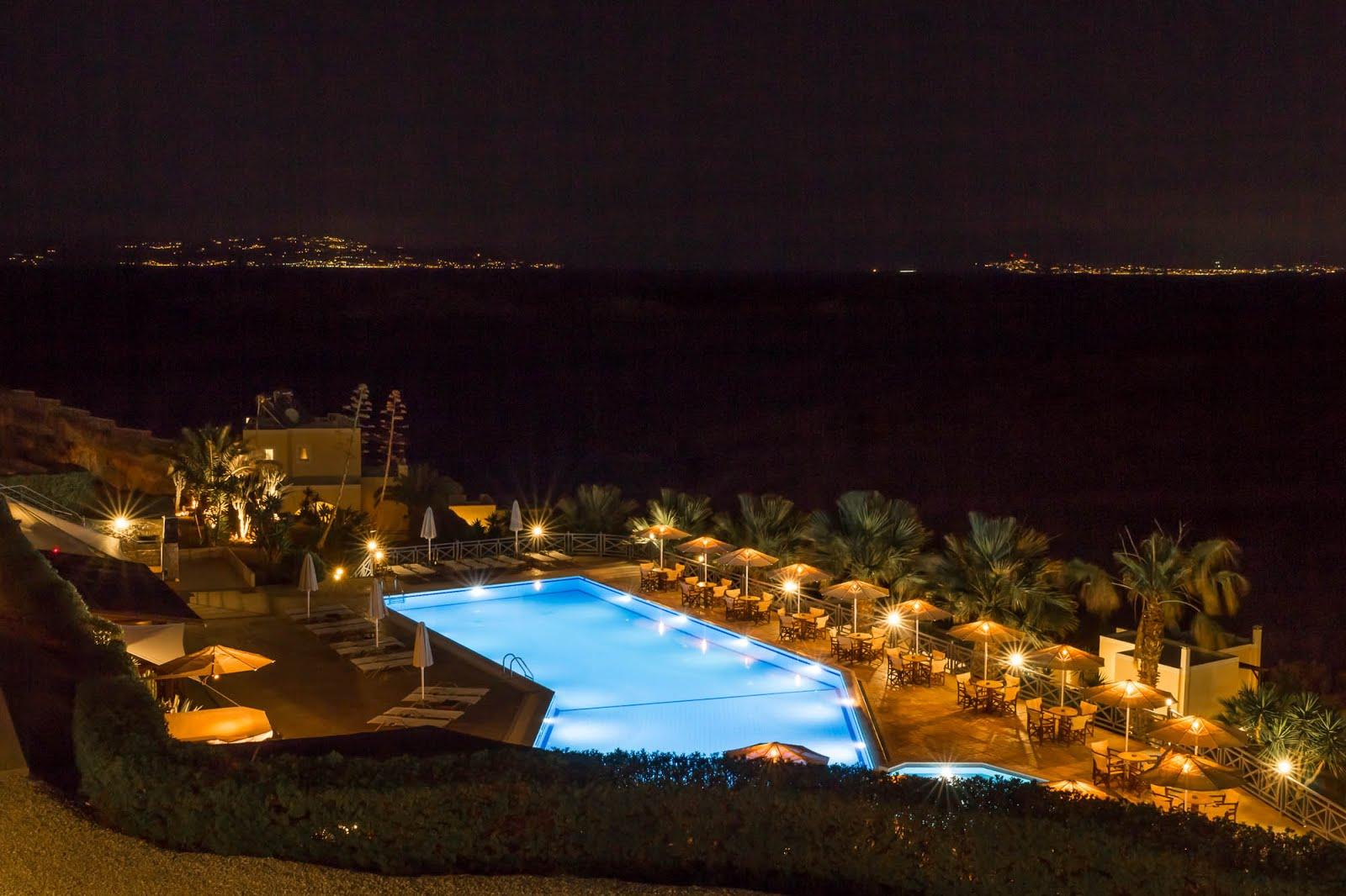 coucher de soleil Syros