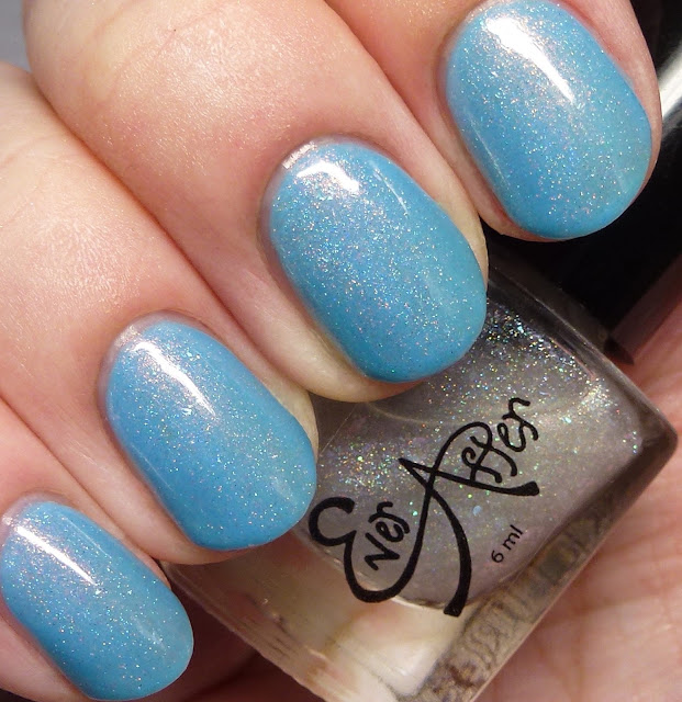 Ever After Polish We're All Mad Here over Drink Me