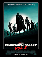 Guardians of the Galaxy Vol. 2 Movie Poster 31