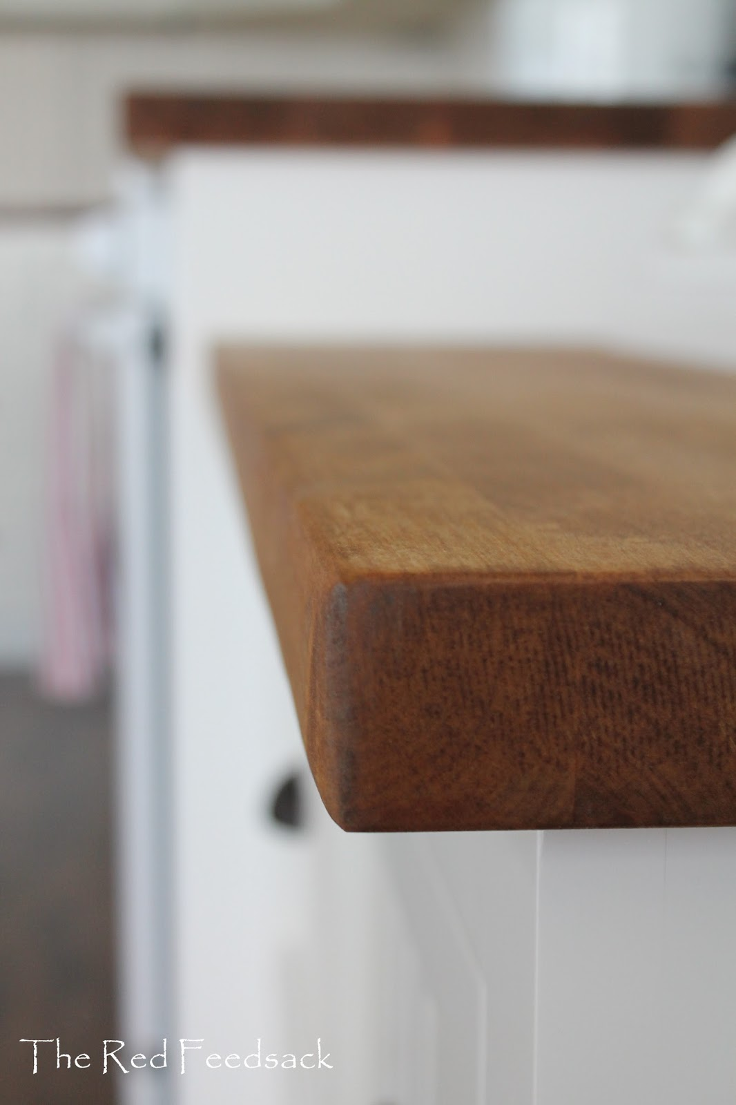 Tung Oil For Butcher Block Countertops The Red Feedsack Butcher Block Counter Tops