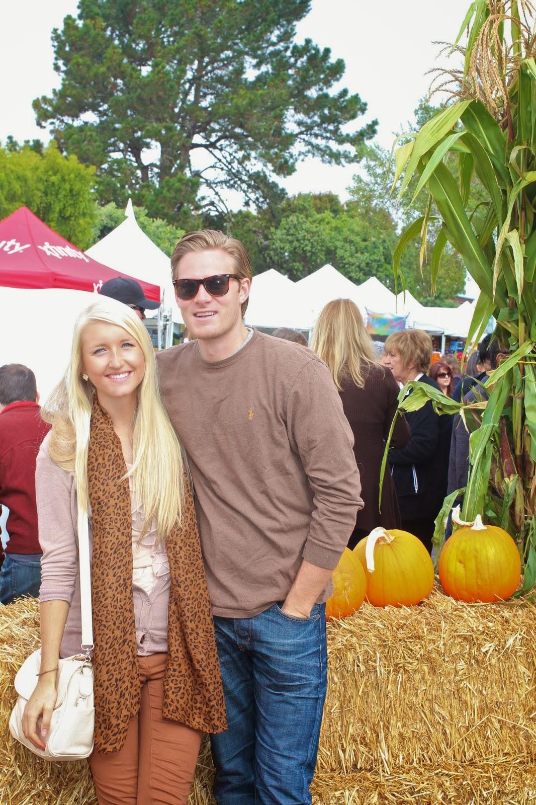 half moon bay pumpkin festival | Well-Traveled Wife