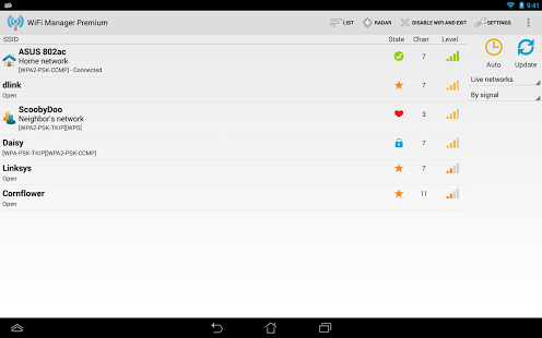 WiFi Manager Premium Android Apk
