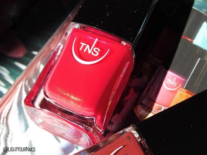 Collezione smalti TNS Cosmetics Firenze Altrove P/E 2019