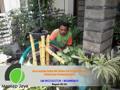 Jasa Tinja dan Sedot WC Suromadu Surabaya