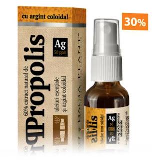 pareri recenzii forum spray cu propolis si argint coloidal dacia plant