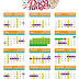 Download foto pdf kalender puasa 1440-1441H tahun 2019 HD