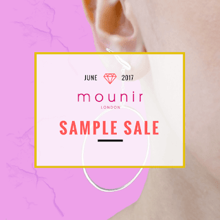 Mounir Jewellery Sample Sale June 2017