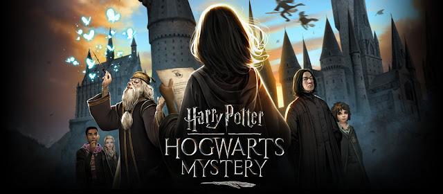 Mais um jogo! 'Harry Potter: Hogwarts Mystery' é o novo RPG do Mundo Bruxo | Ordem da Fênix Brasileira