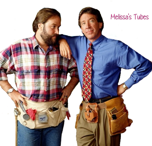 Melissa's Place: HOME IMPROVEMENT ONE OF MY FAV SHOWS