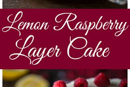 Lemon Raspberry Cake Special Recipes