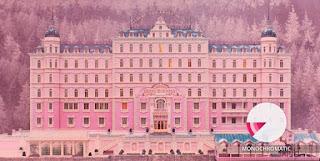 Cara Menggunakan Warna Dalam Film dan Video Grand Budapest Hotel