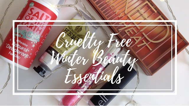 Cruelty Free Winter Beauty Essentials