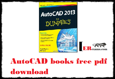 AutoCAD books free pdf download
