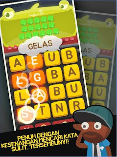 Game ANdroid Word Space With BBM Download