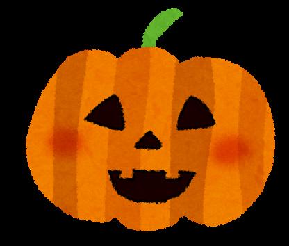 ハロウィンのイラストかぼちゃのランタン1 かわいいフリー素材集