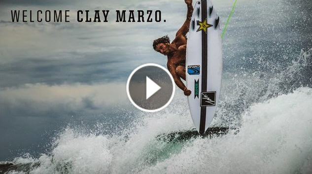 WELCOME CLAY MARZO