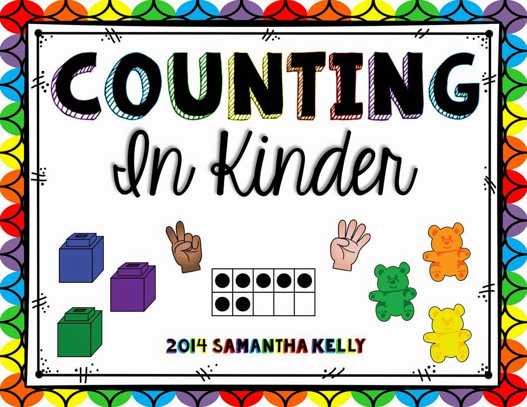 Mrs Kelly S Klass Counting In Kinder