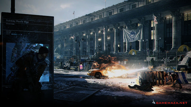 Tom Clancy's The Division Gameplay Screenshot 4