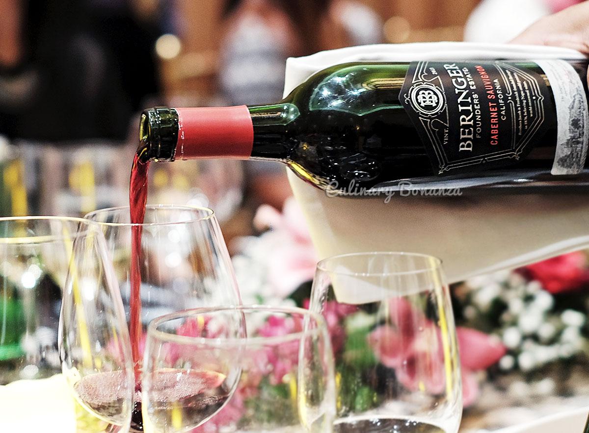 JW Marriott Jakarta's Wine Dinner with Beringer Estate (www.culinarybonanza.com)