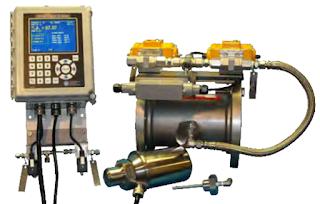 Electron Machine Inline Refractometer