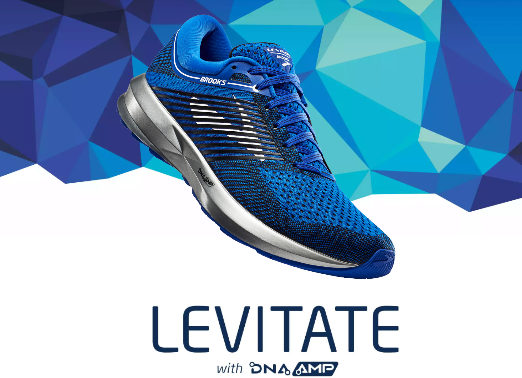 d733997ee48a5 Brooks to launch Levitate shoe on 9 30 at 9 30 a.m.