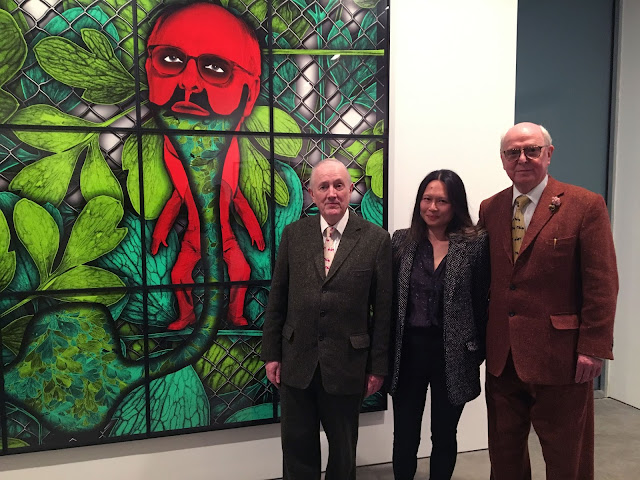 Chennie Huang, Gilbert & George, Contemporary Art