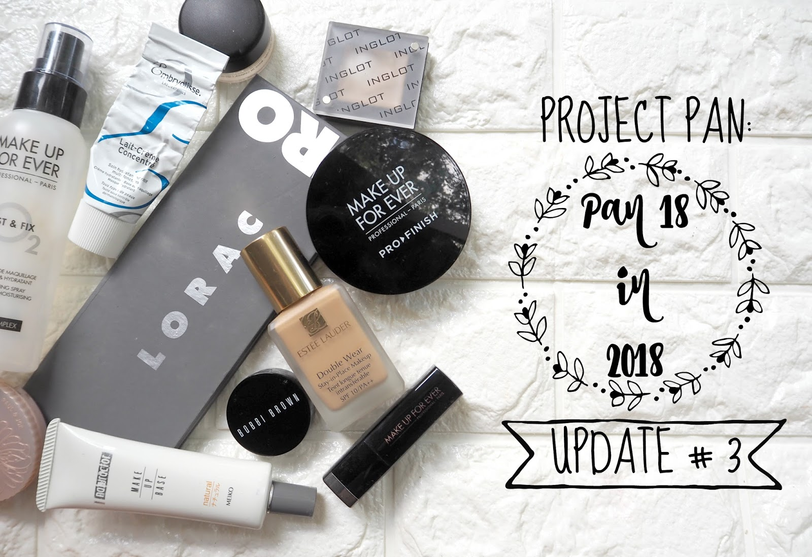 www.poshmakeupnstuff.blogspot.com: Project Pan: Pan 18 in 2018 Update # 3